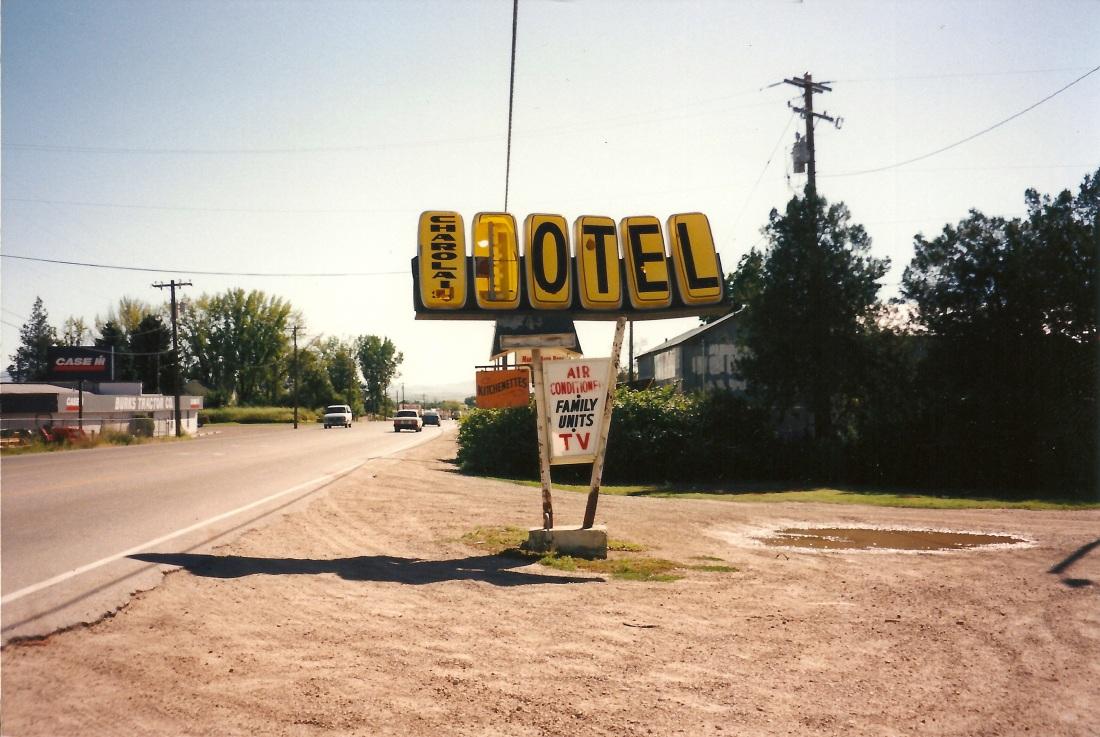'Charolais Motel'