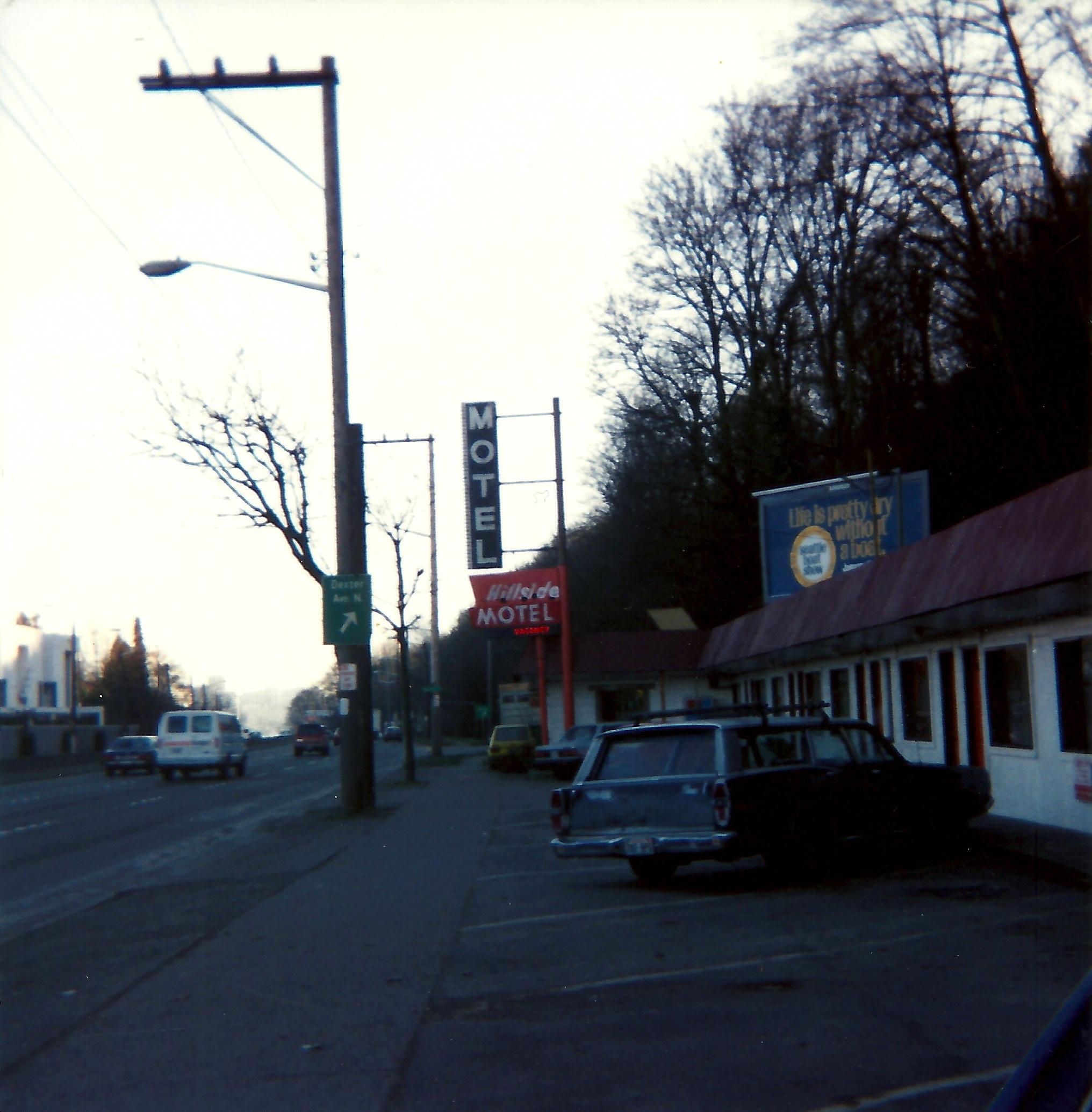 'Hillside Motel'